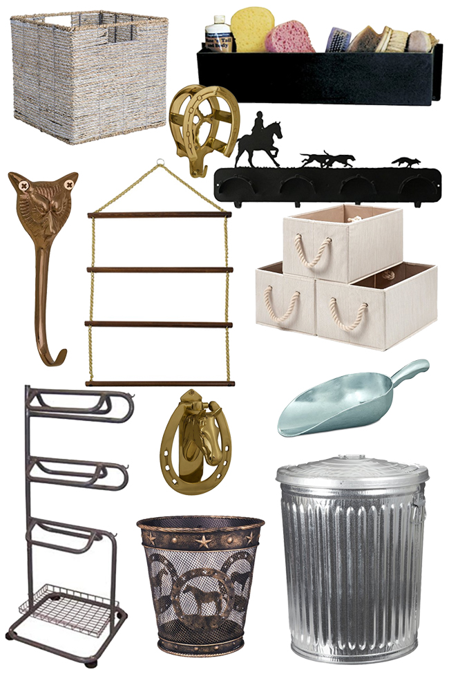 Affordable Accessories To Organize Your Tack Room Horses