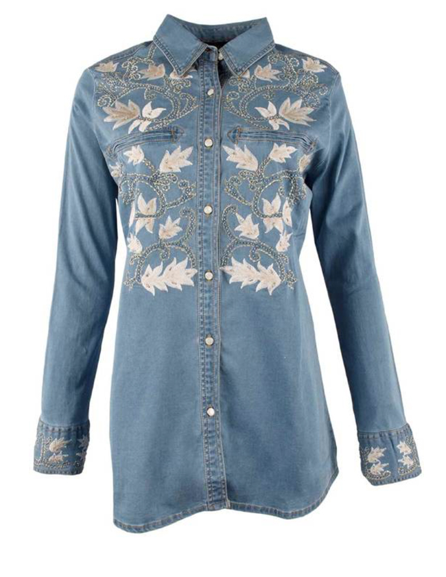 065ed4447b Denim Daze  These Shirts are Perfect for Spring